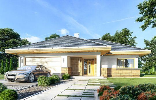 projekt-domu-doskonaly-2-wizualizacja-frontu