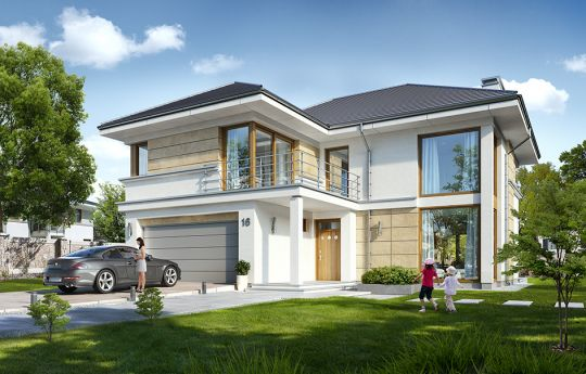 projekt-domu-riwiera-5-wizualizacja-frontu
