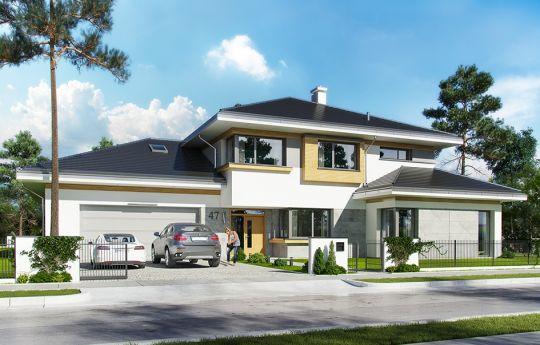 projekt-domu-spokojny-zakatek-wizualizacja-frontu