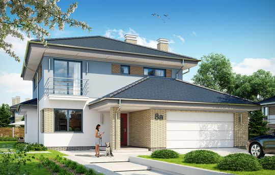 projekt-domu-szmaragd-5-wizualizacja-frontu