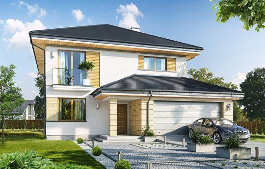 projekt-domu-szmaragd-6-wizualizacja-frontu