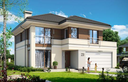 projekt-domu-tytan-3-wizualizacja-frontu