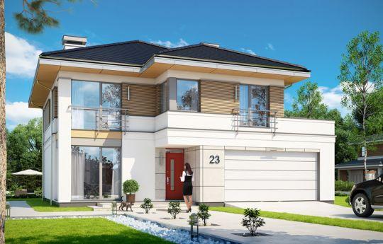 projekt-domu-tytan-4-wizualizacja-frontu